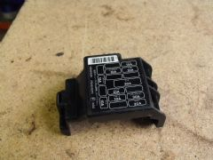 MAZDA MX5 EUNOS (MK1 1989 - 97) FUSE BOX COVER - INSIDE CAR UNDER DASH